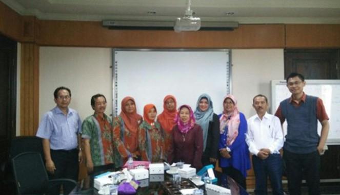 Kunjungan Studi Banding Ke Universitas Brawijaya